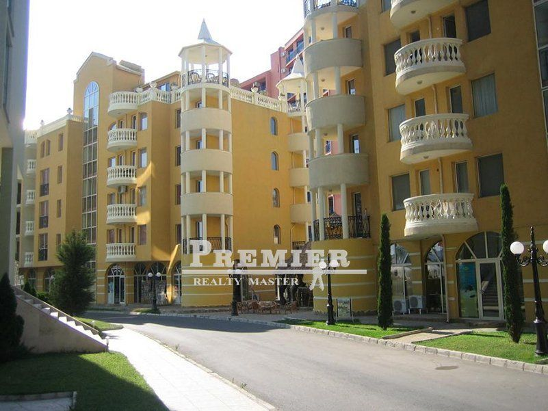 Квартира на Солнечном берегу, Болгария, 53 м2 - фото 1