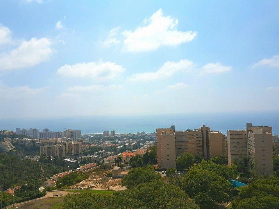 Пентхаус в Хайфе, Израиль, 114 м2 - фото 1