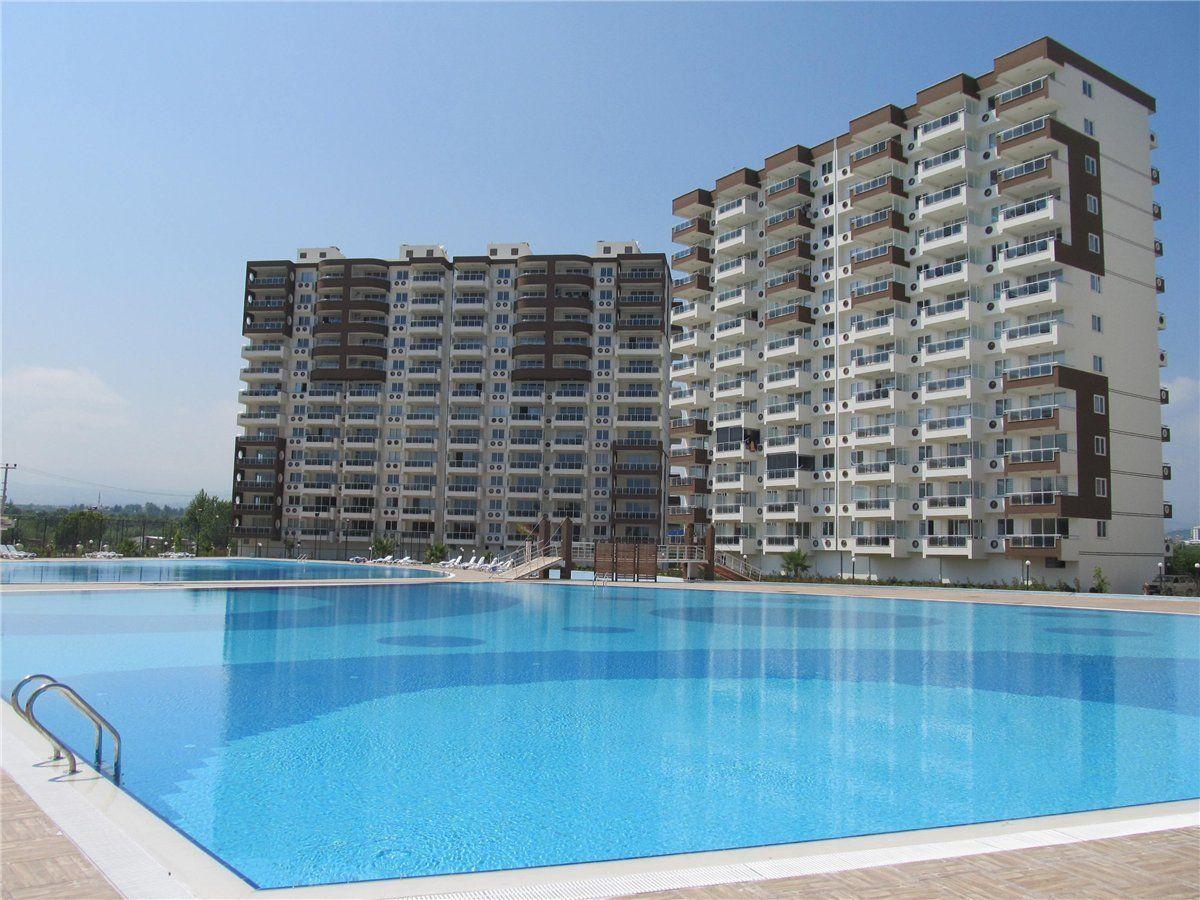 Квартира в Мерсине, Турция, 130 м2 - фото 1