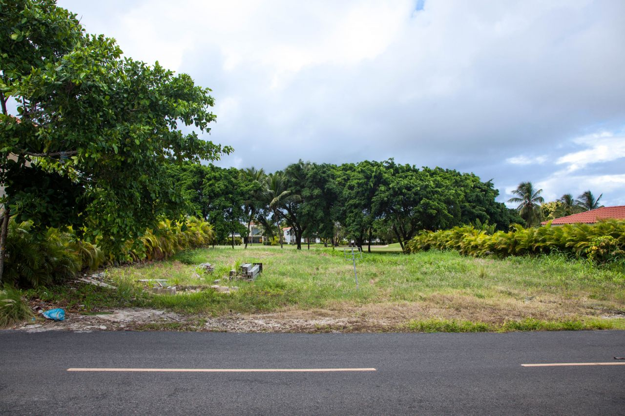 Земля в Пунта-Кана, Доминиканская Республика, 1100 м2 - фото 1