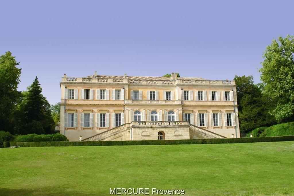 Замок в Авиньоне, Франция, 35 Га - фото 1