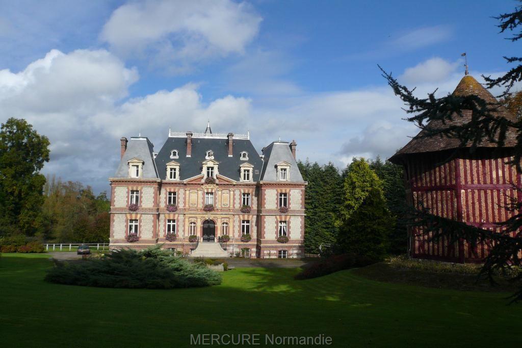 Замок в Нормандии, Франция, 20 Га - фото 1