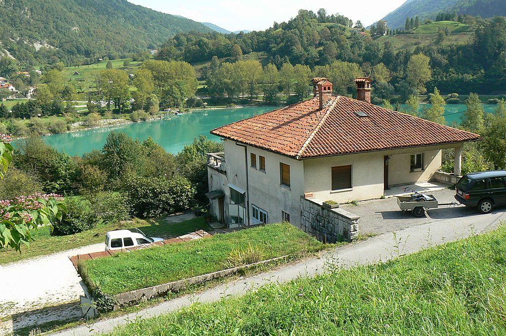Дом в Мосте-на-Сочи, Словения, 260 м2 - фото 1