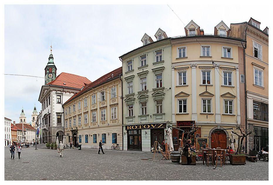 Отель, гостиница в Любляне, Словения, 962 м2 - фото 1