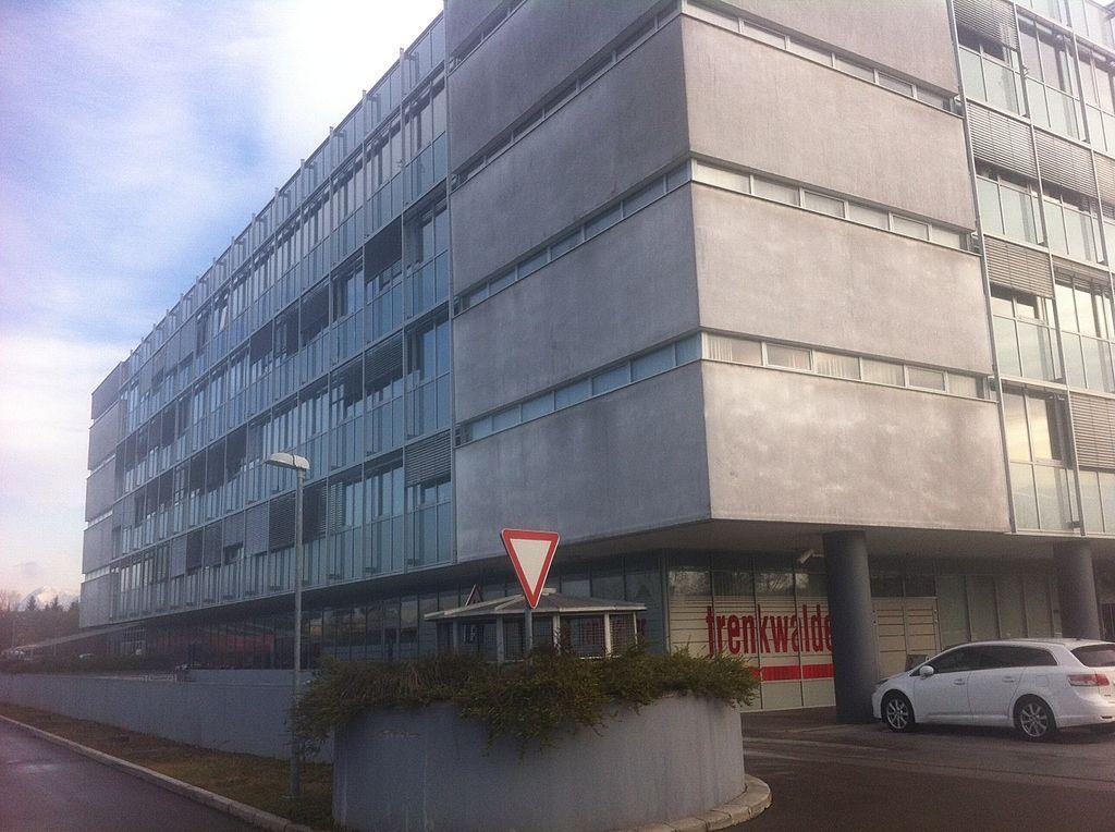 Офис в Любляне, Словения, 381 м2 - фото 1