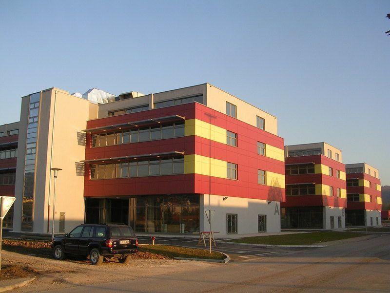 Офис в Любляне, Словения, 243 м2 - фото 1