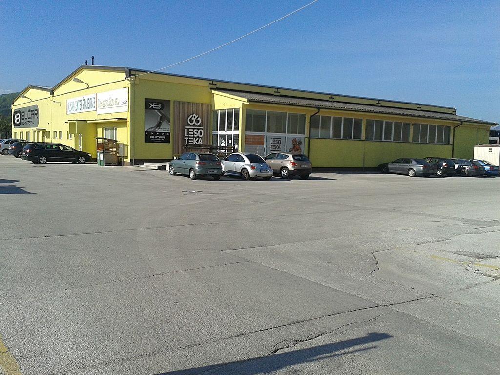 Коммерческая недвижимость в Целе, Словения, 2648 м2 - фото 1
