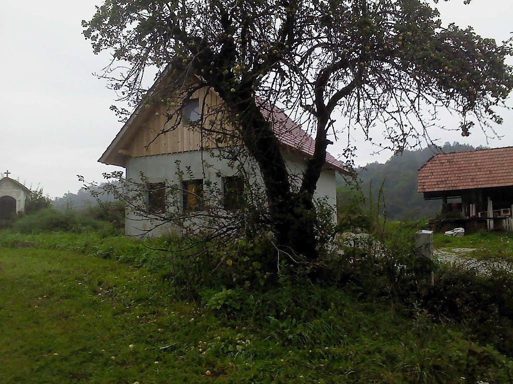 Ферма в Требне, Словения, 41431 м2 - фото 1
