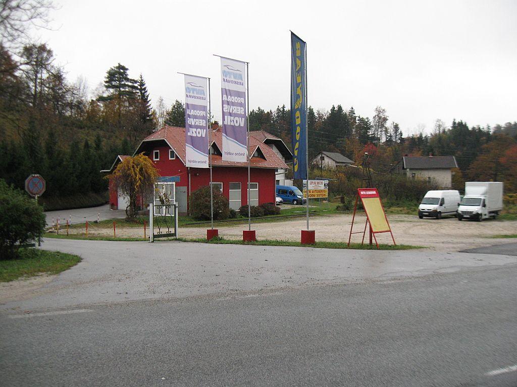 Коммерческая недвижимость Зрече, Словения, 570 м2 - фото 1