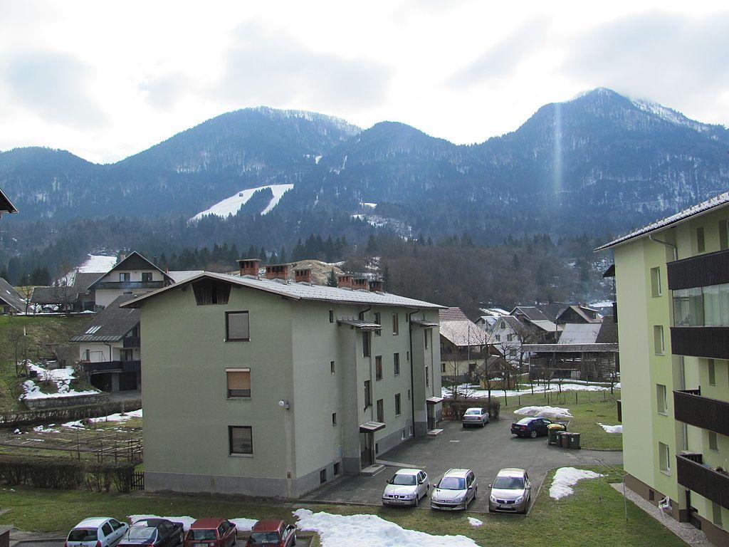 Апартаменты в Бохине, Словения, 75 м2 - фото 1