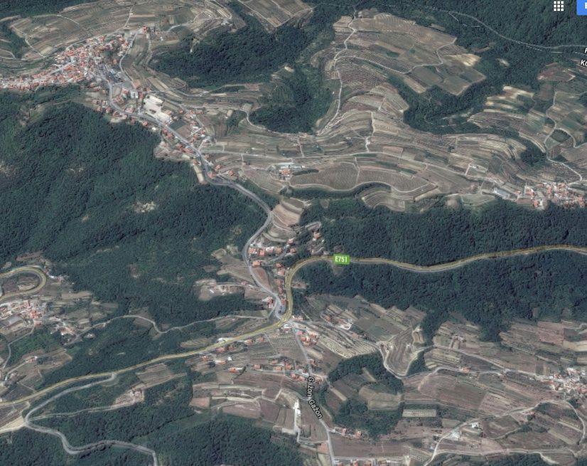 Земля в Копере, Словения, 500 м2 - фото 1