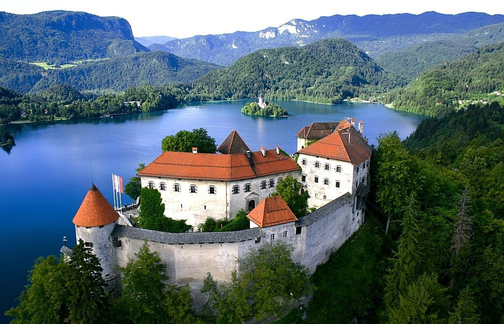 Вилла в Бледе, Словения - фото 1