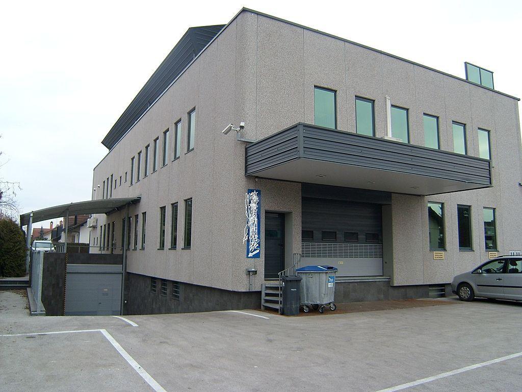 Коммерческая недвижимость в Домжале, Словения, 1484 м2 - фото 1