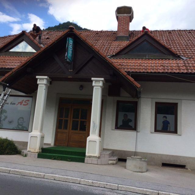 Коммерческая недвижимость в Есенице, Словения, 350 м2 - фото 1
