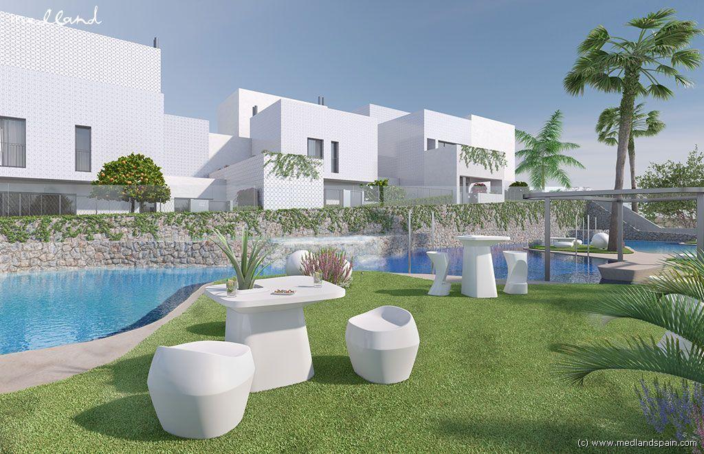 Апартаменты в Вильямартине, Испания, 75 м2 - фото 1