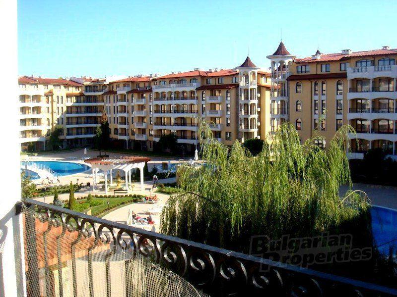 Апартаменты на Солнечном берегу, Болгария, 57.41 м2 - фото 1