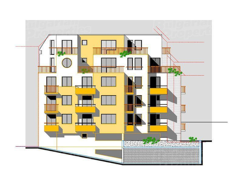 Апартаменты в Софии, Болгария, 72.9 м2 - фото 1