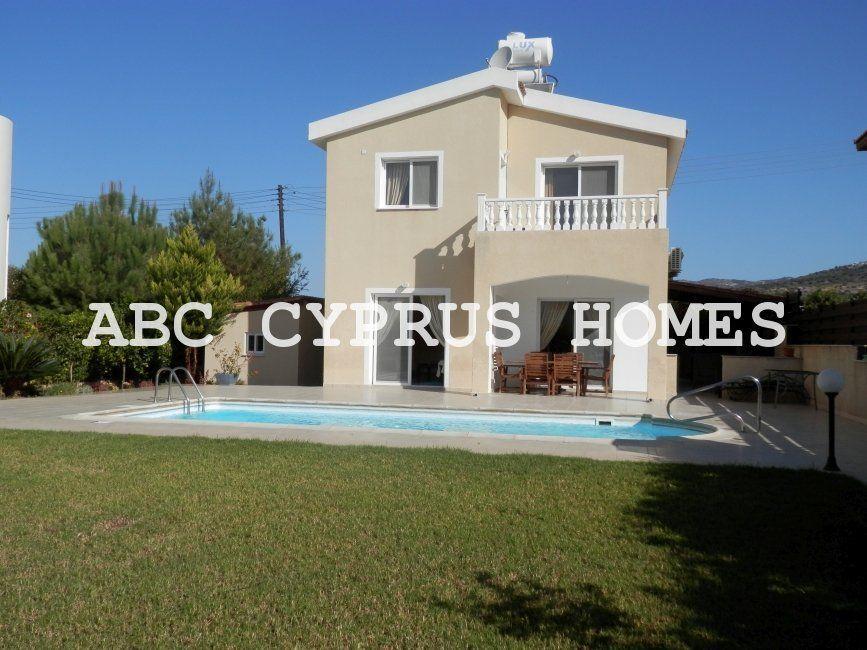 Вилла в Пафосе, Кипр, 640 м2 - фото 1