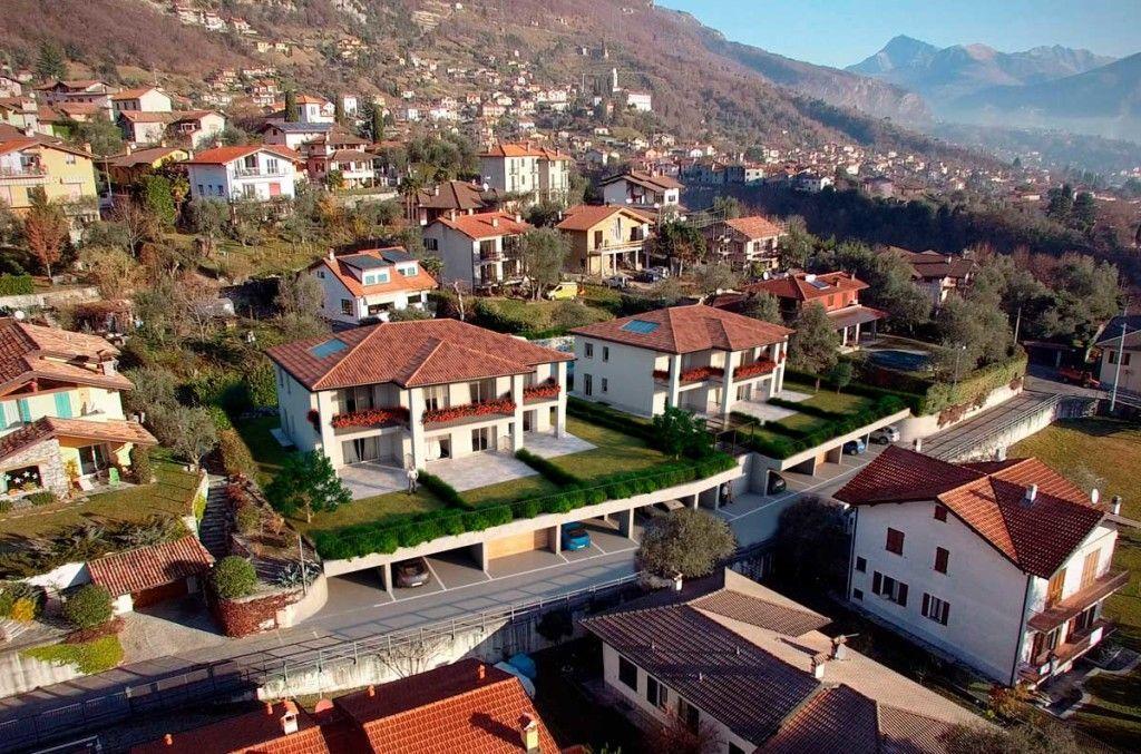 Квартира у озера Комо, Италия, 70 м2 - фото 1