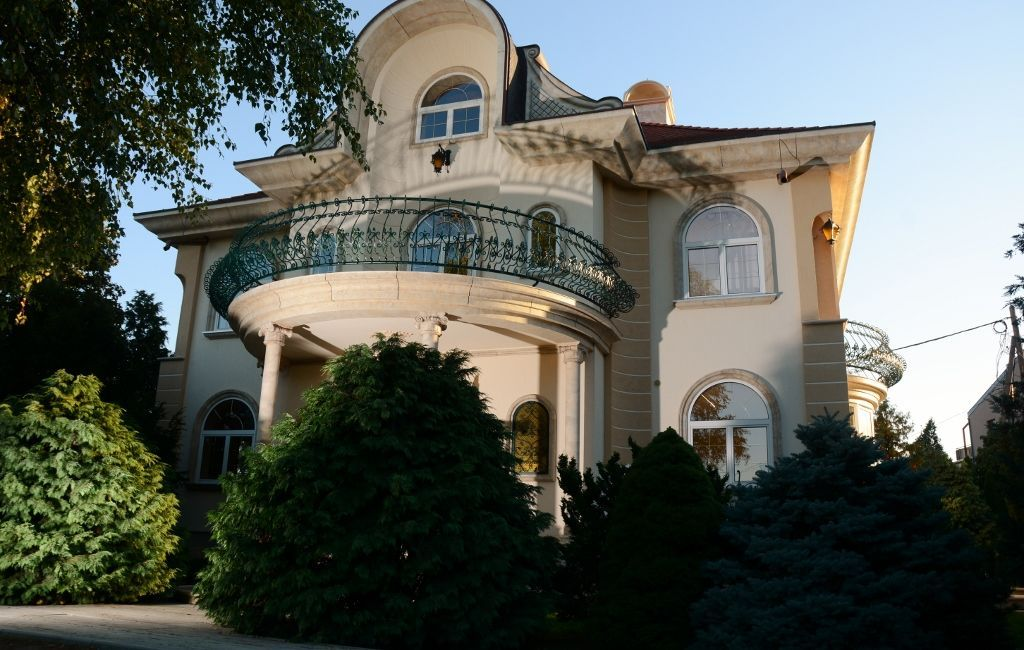 Дом в Будапеште, Венгрия, 500 м2 - фото 1