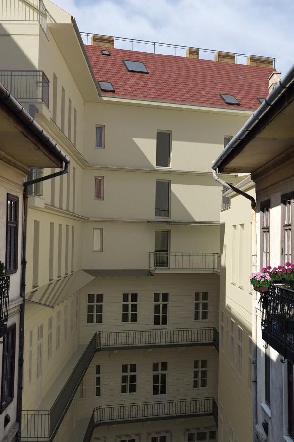 Квартира в Будапеште, Венгрия, 79 м2 - фото 1