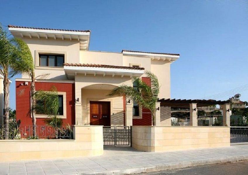 Вилла в Лимассоле, Кипр, 988 м2 - фото 1