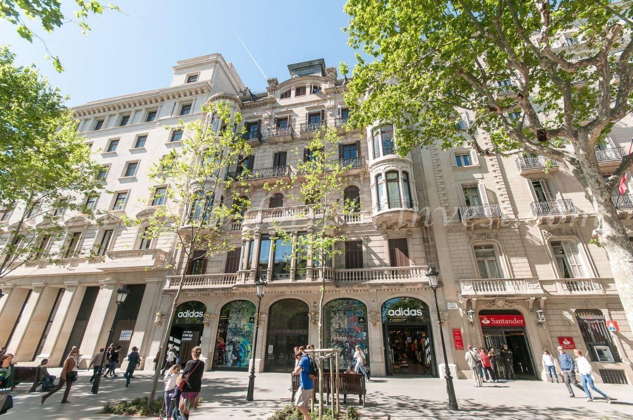Апартаменты в Барселоне, Испания, 105 м2 - фото 1