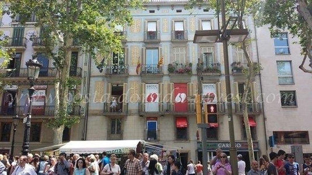 Отель, гостиница в Барселоне, Испания, 290 м2 - фото 1