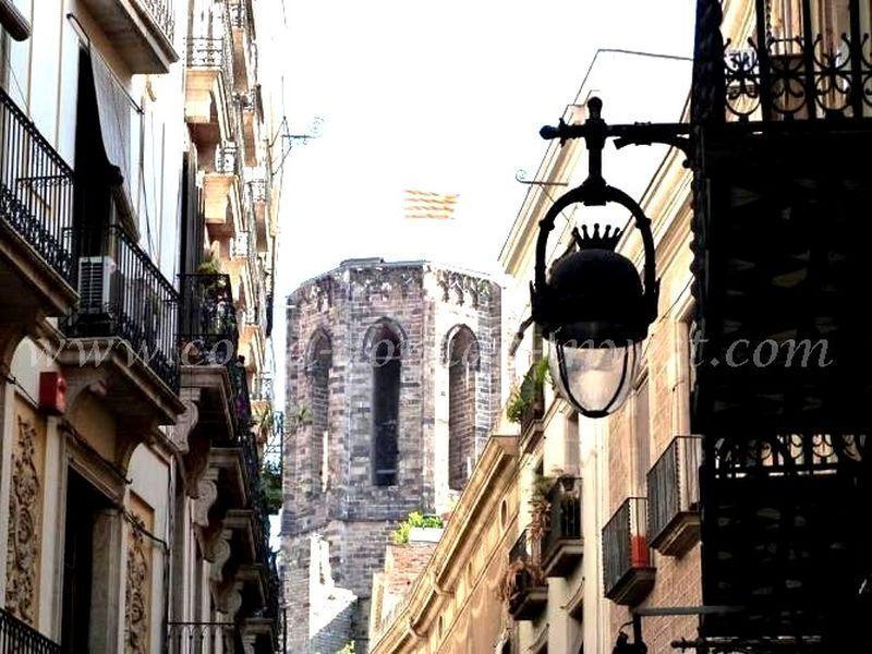 Коммерческая недвижимость в Барселоне, Испания, 389 м2 - фото 1