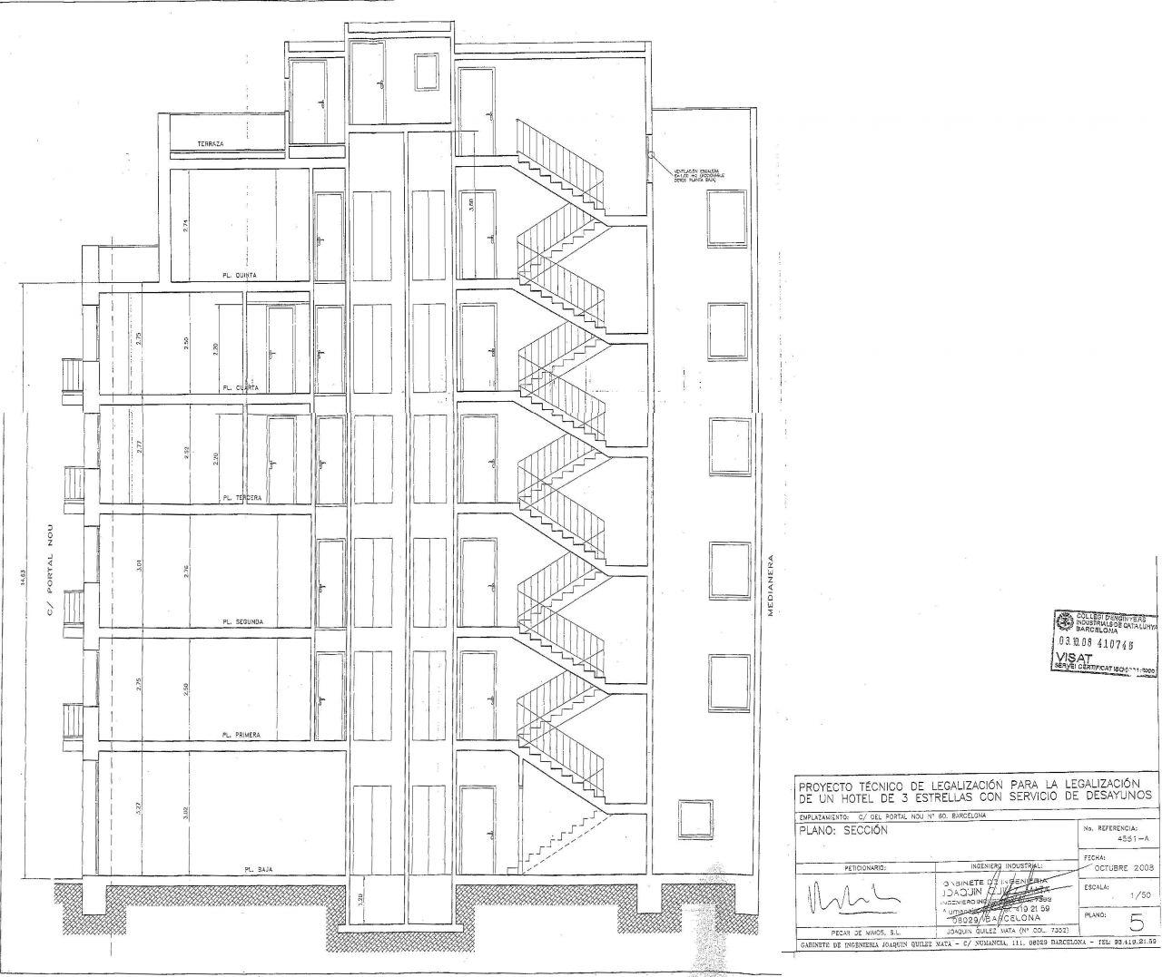 Коммерческая недвижимость в Барселоне, Испания, 444 м2 - фото 1