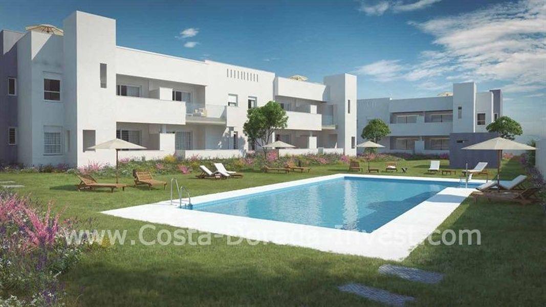 Апартаменты в Марбелье, Испания, 104 м2 - фото 1