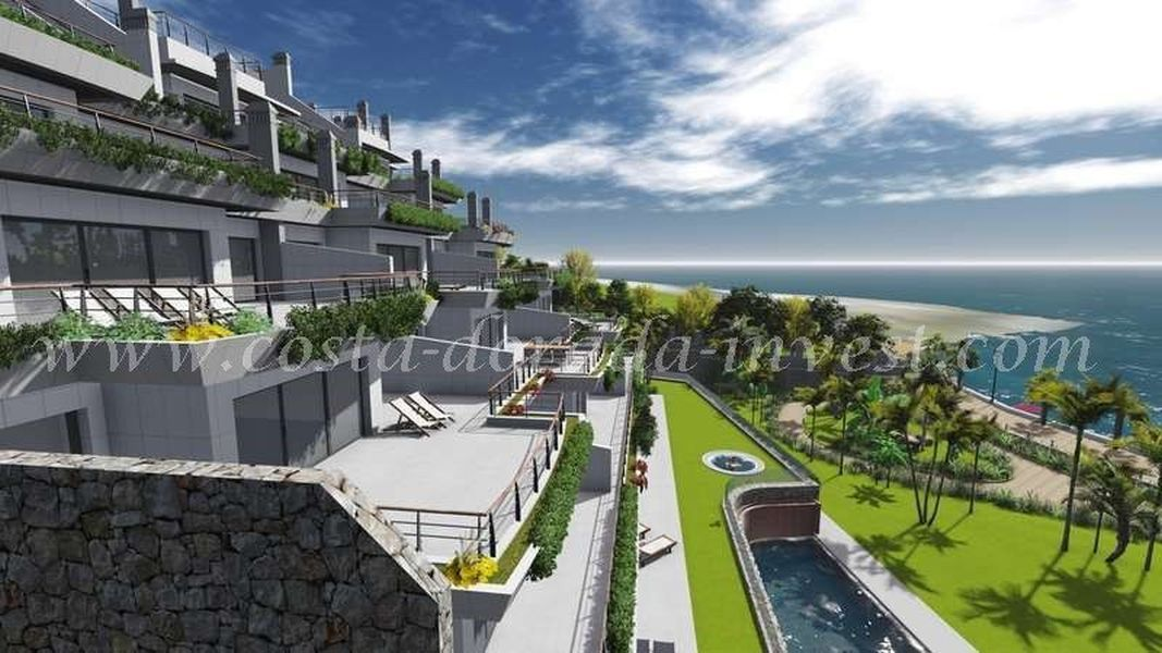 Апартаменты на Коста-дель-Соль, Испания, 112 м2 - фото 1