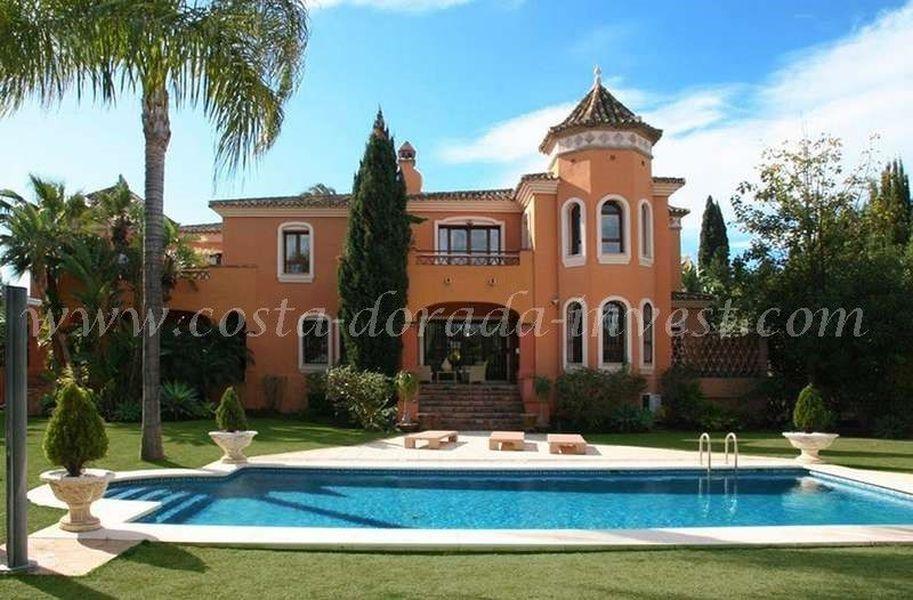 Вилла в Марбелье, Испания, 3098 м2 - фото 1