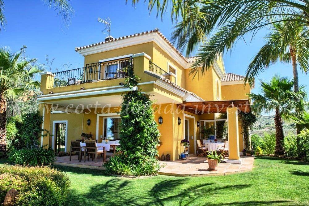 Вилла в Марбелье, Испания, 285 м2 - фото 1