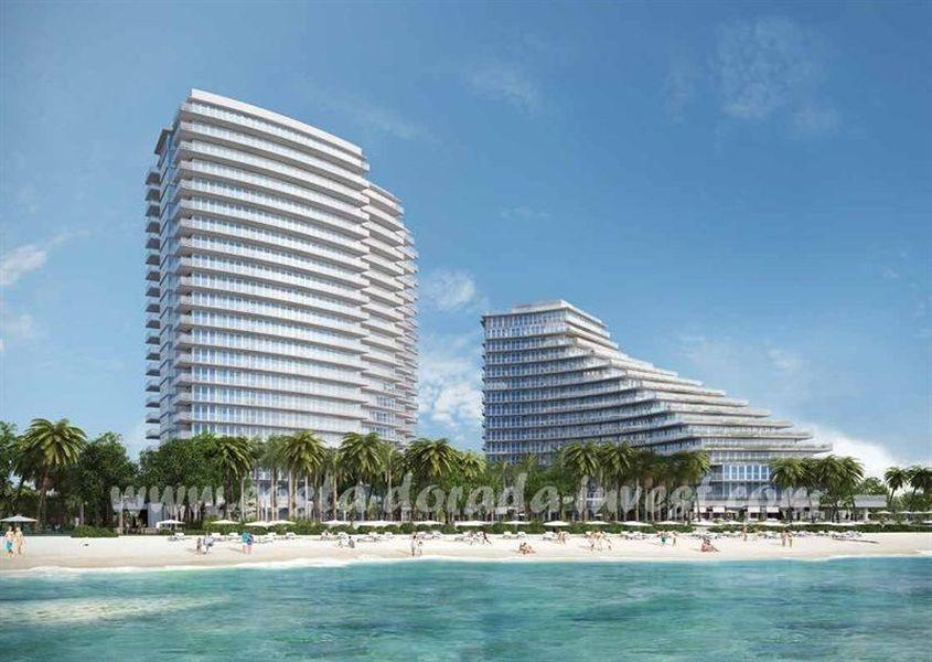 Пентхаус в Майами, США, 508 м2 - фото 1