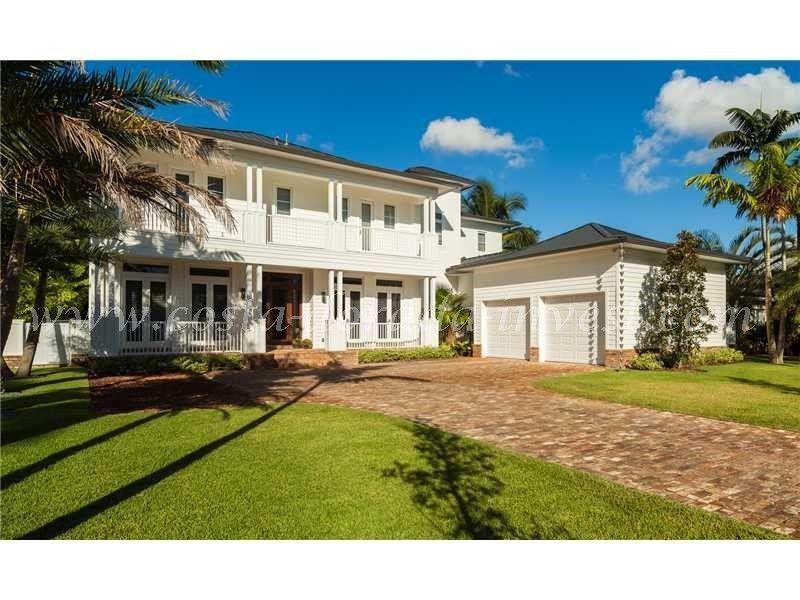 Дом в Майами, США, 567 м2 - фото 1