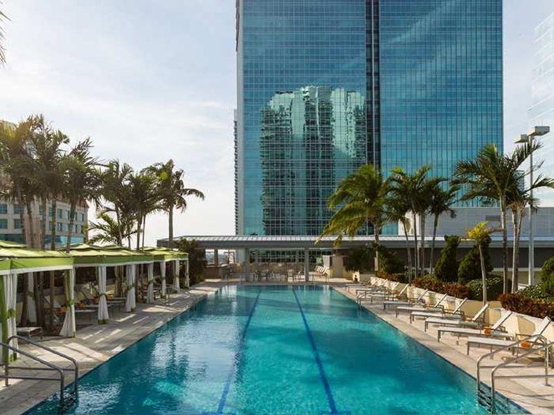 Отель, гостиница в Майами, США - фото 1