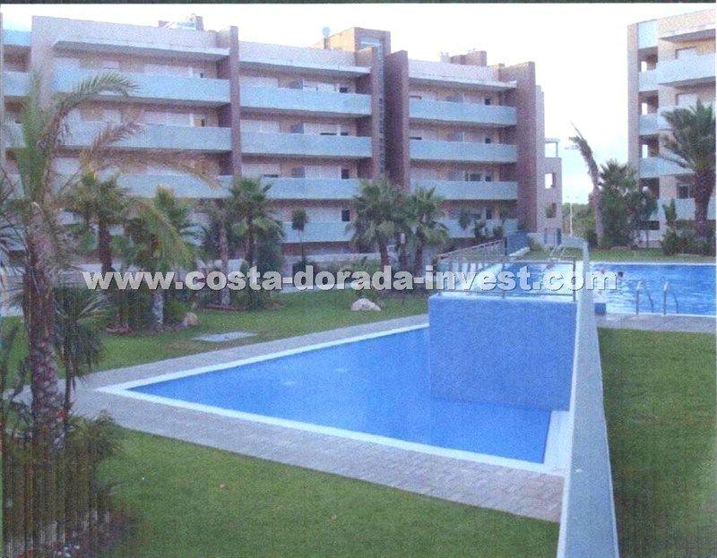 Апартаменты на Коста-Дорада, Испания, 91 м2 - фото 1
