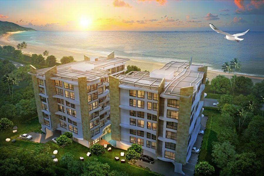 Апартаменты в Паттайе, Таиланд, 27 м2 - фото 1