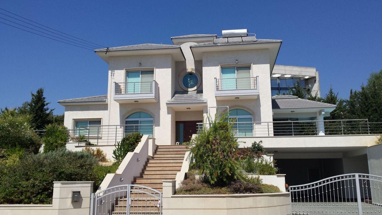 Дом в Лимассоле, Кипр, 1020 м2 - фото 1