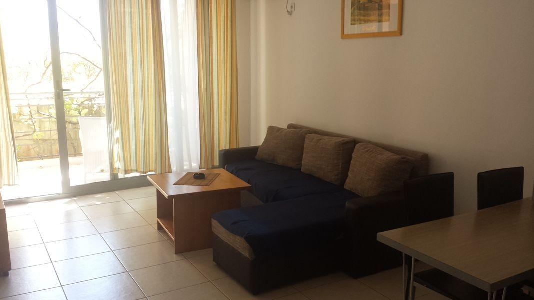 Квартира в Бечичи, Черногория, 49 м2 - фото 1
