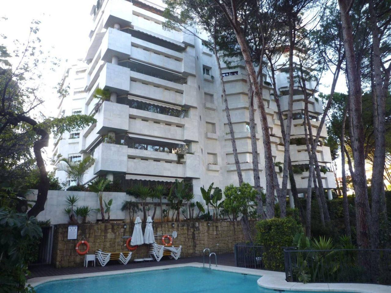 Апартаменты в Марбелье, Испания, 134 м2 - фото 1