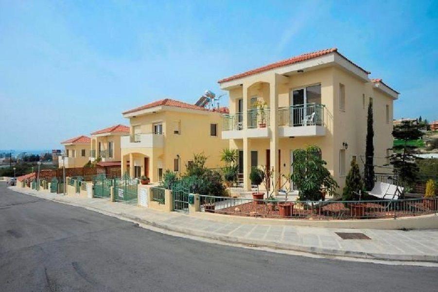 Вилла в Лимассоле, Кипр, 270 м2 - фото 1