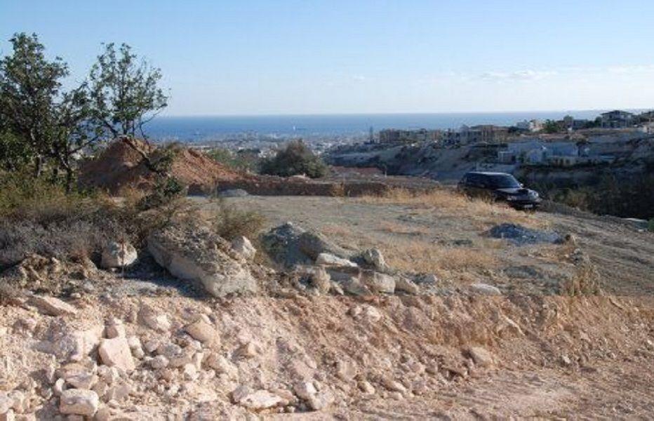 Земля в Лимассоле, Кипр, 941 м2 - фото 1