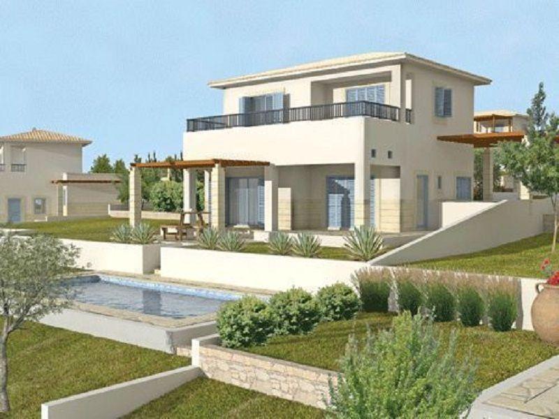 Вилла в Лимассоле, Кипр, 245 м2 - фото 1