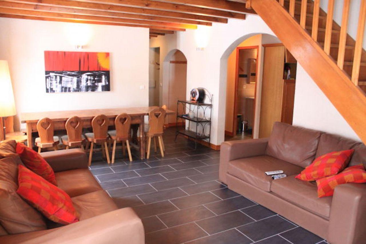 Апартаменты в Морзине, Франция, 115 м2 - фото 1