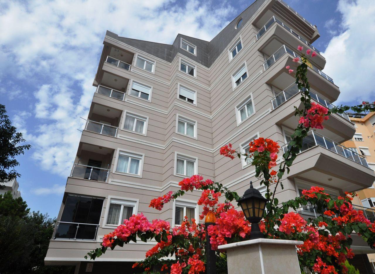 Апартаменты в Анталии, Турция, 130 м2 - фото 1