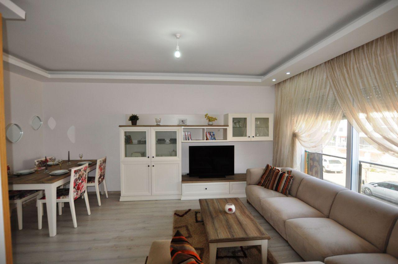 Квартира в Анталии, Турция, 105 м2 - фото 1