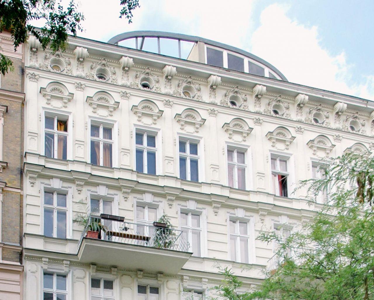 Квартира в Берлине, Германия, 85 м2 - фото 1