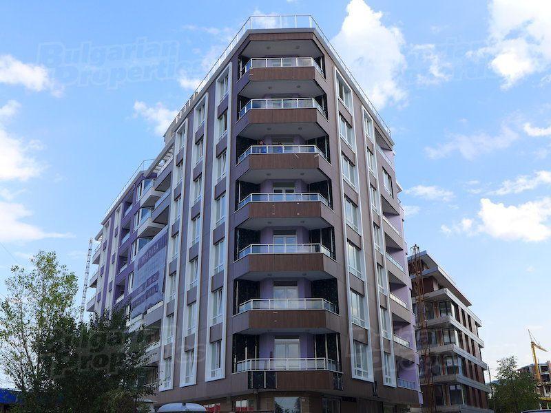 Апартаменты в Софии, Болгария, 59.18 м2 - фото 1